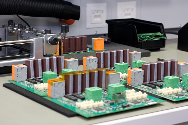 miControl electronics